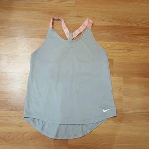Nike dri- fit loose tank top